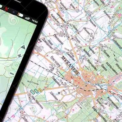 مشاهده مشتریان بر روی نقشه