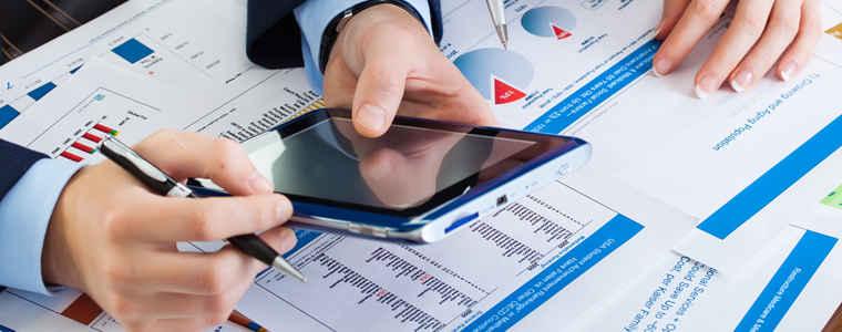 حسابداری برای شرکت پخش مویرگی